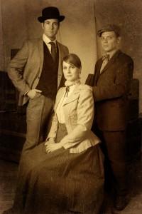 Nick Cartell, Lulu Lloyd, Chuck Bradley